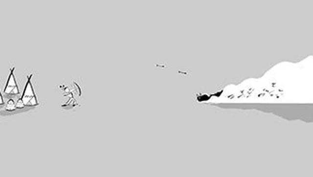 TNO karakter design SLACKTIVISME storyboard 6