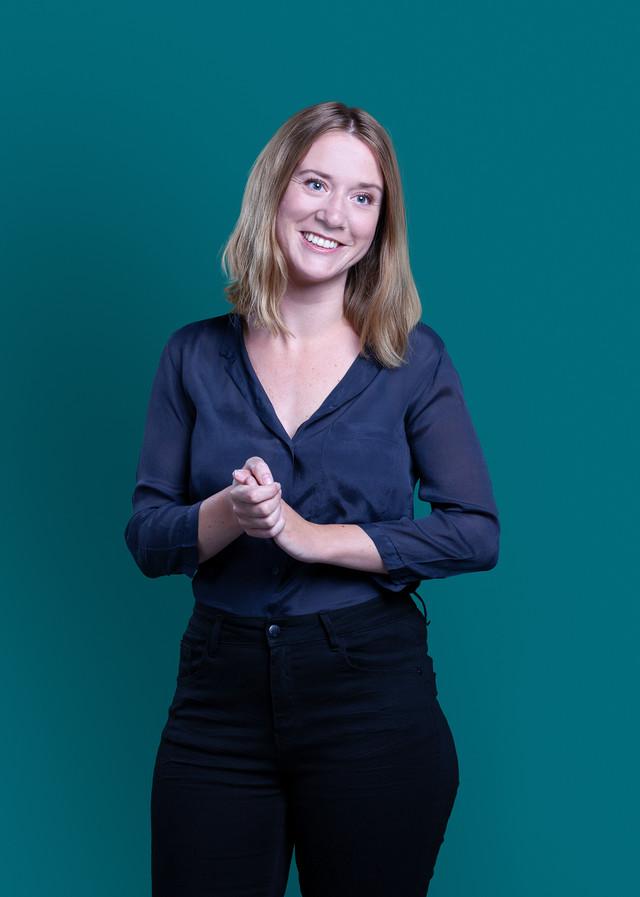 Argenta Client Stories Portretfotografie Manon 1