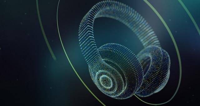 Elastos Smartweb Powered By Blockchain Music No Text