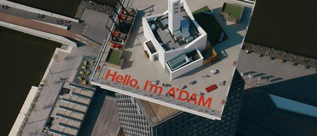 Hyde Park Amsterdam Aerial 21X9