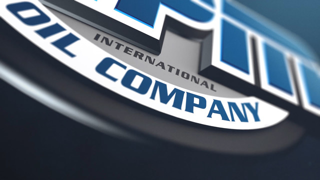 MPM International Oil Logo Close