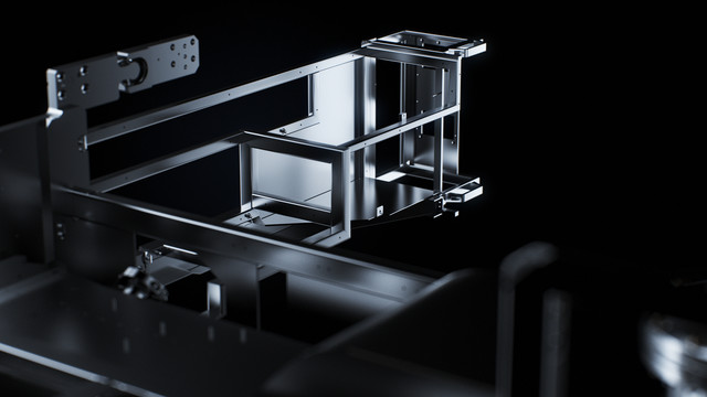 NTS - High Precision Frames Cabinets Animatie ASML