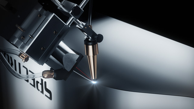 NTS - High Precision Frames Cabinets Animatie Laser Weld