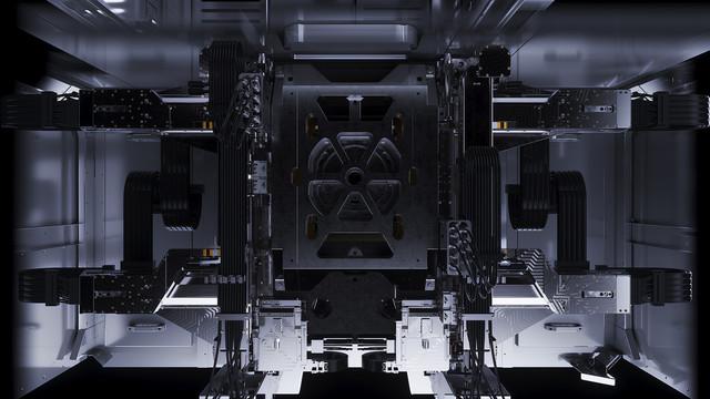 Nearfield Instruments Quadra We love tech 3 D visualisation