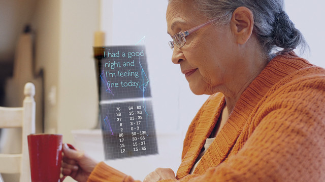 Philips Healthcare EICI Vision film Feeling fine interface