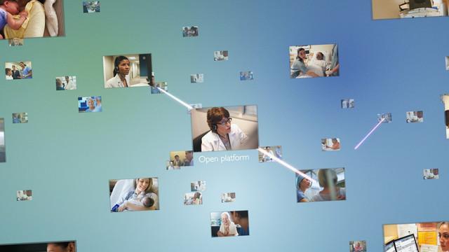 Philips Healthcare EICI Vision film Open platform