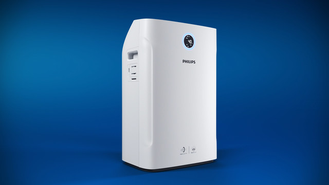 Philips Mario Air Purifier product shot