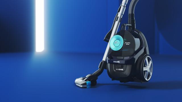 Philips PowerPro Active 3D Animatie Full view