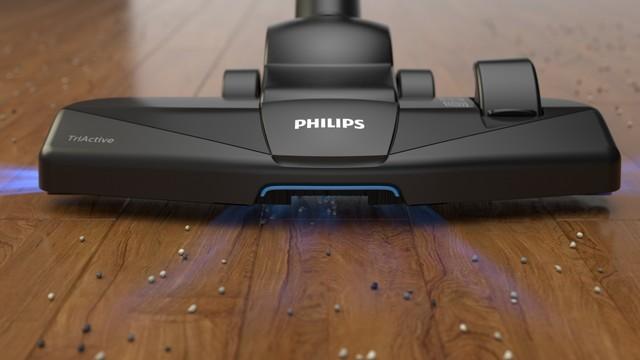 Philips PowerPro Active 3D Animatie Vacuum wooden