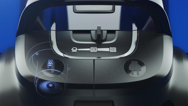 Philips PowerPro Active 3D Animatie motor