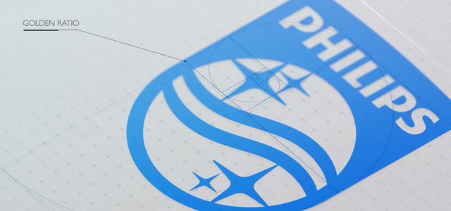 Philips Shield Animatie shield golden ratio