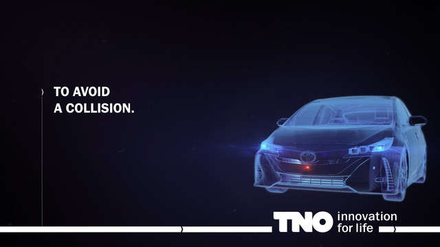 TNO EMC2 Avoid collision