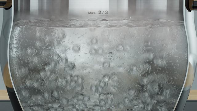 Tupperware CS Pressure Cooker Building up pressure boiling 2