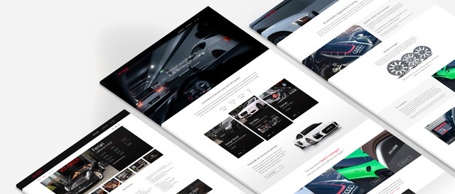 VD Akker webdesign overview pages 01