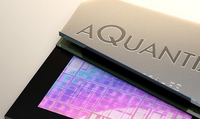 Aquantia 3 D visuals chip reveal