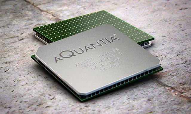 Aquantia 3 D visuals chip
