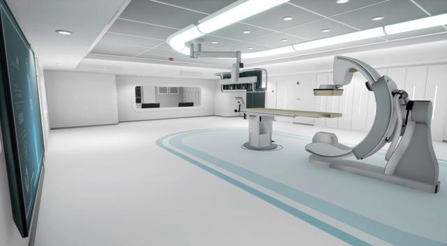 Philips Interventionroom demo VR 2