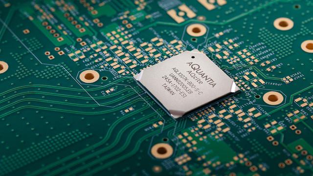 Aquantia Quantum Stream Fotografie 2 Macro shot