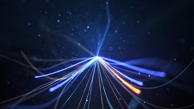 Aquantia Quantum Stream Light Lines