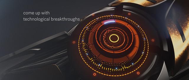 Brainport Eindhoven Technology 3D Animation