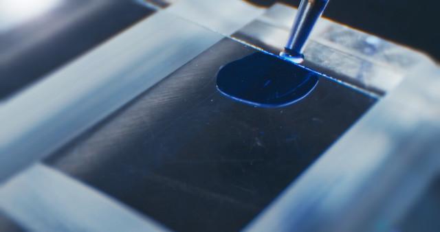 Cyto SMART Bedrijfsfilm Counting slide Macro Probe Lens closeup Laowa 24mm