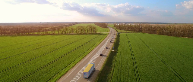 Ewals Cargo Care Droneshot