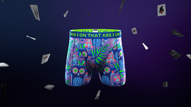 ON THAT ASS Gufo Special Edition 2020 3 D animatie Reveal