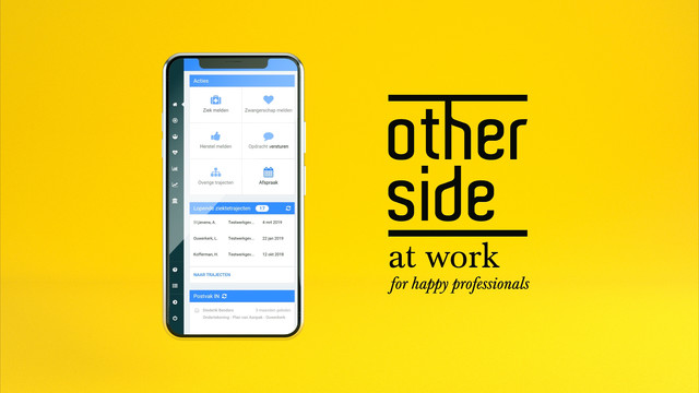 Otherside at Work Xperience 2019 Mobile app