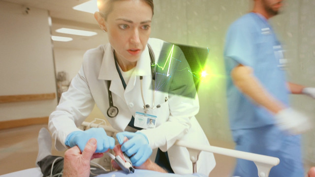 Philips Healthcare EICI Vision film Interface VFX 2