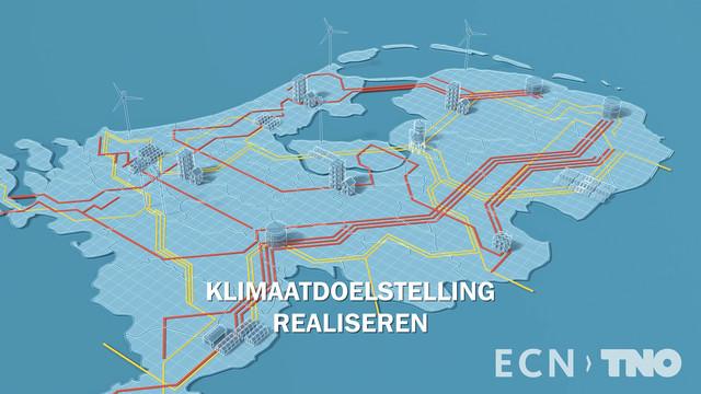 TNO GEIS Kilimaatdoelstelling van 0 C02 uitstoot realiseren