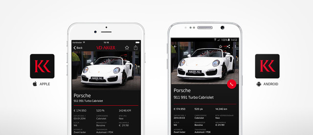 VD Akker Occasion aanbod mobile app android apple 01