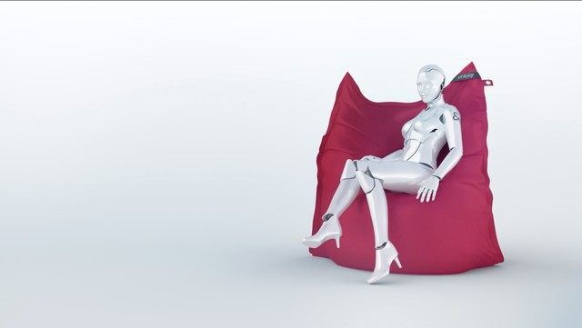 Sit & Joy crash test dummy