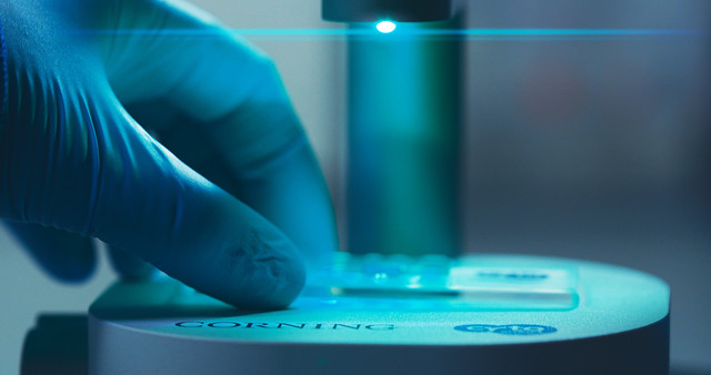 CytoSMART Bedrijfsfilm Corning Cell Counter