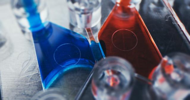 CytoSMART Bedrijfsfilm Microfluidic chip for chemotaxis Macro Probe Lens closeup Laowa 24mm