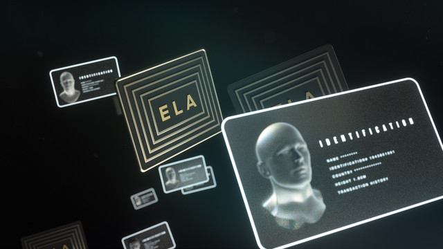 Elastos Smartweb Powered By Blockchain Idcard Elatoken