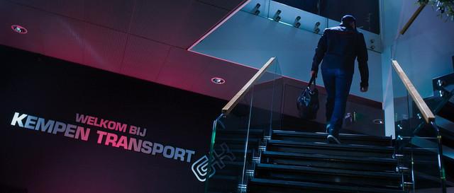 Kempen Transport Bedrijfsfilm De trap op