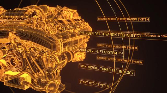 MPM International Oil Engine
