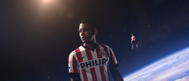 Philips PSV Space Challenge Depayde Jong Commercial