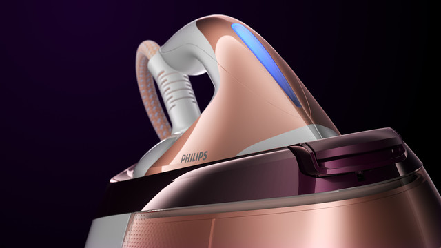 Philips Baymax Product Animatie Closeup