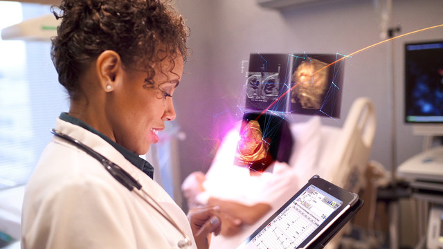 Philips Healthcare EICI Vision film Tablet