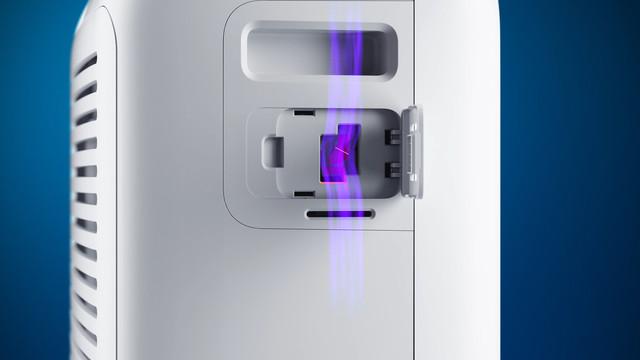 Philips Mario Air Purifier airflow
