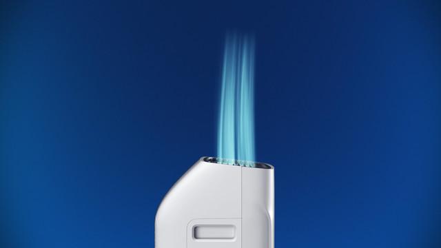 Philips Mario Air Purifier clean air