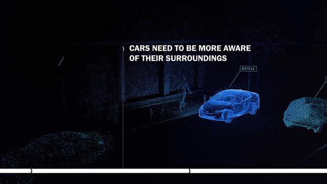 TNO EMC2 Cars need to be aware