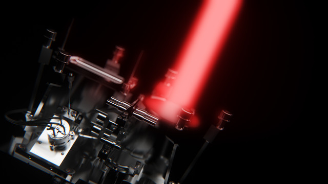 TNO Worldwide High Speed Laser Satellite Communication LEOCAT A400m