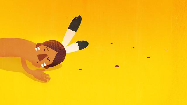 TNO DWLD slacktivisme karakter animatie Listening