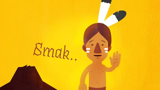 TNO DWLD slacktivisme karakter animatie smakken