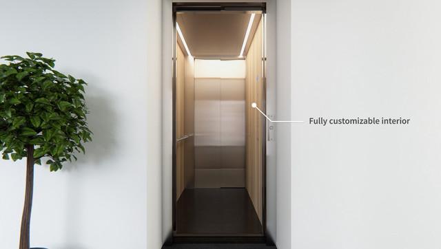Mitsubishi elevator move 1